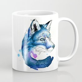 Celestial Fox Coffee Mug