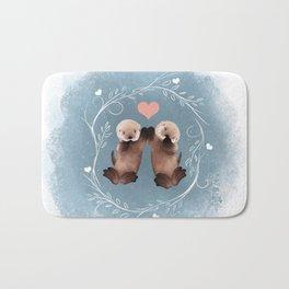 Otter Love Bath Mat