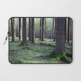 Between the trees Laptop Sleeve