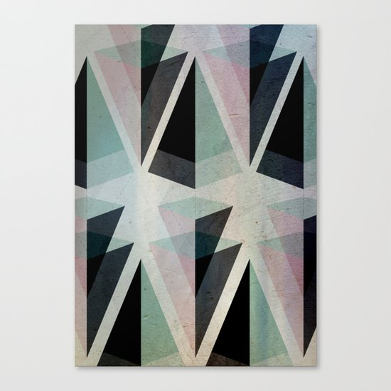 Solids Invasion Canvas Print