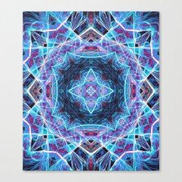 Mirror Cube Canvas Print