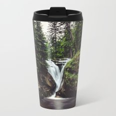 Pure Water Metal Travel Mug