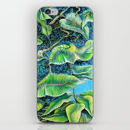 Julie's Jungle iPhone Skin