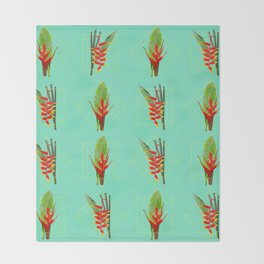 plantooniuns Throw Blanket
