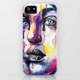 Colored soul iPhone Case