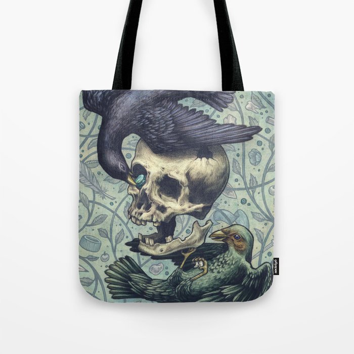 Bowerbirds Tote Bag
