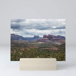 The View from Red Rock Loop Mini Art Print