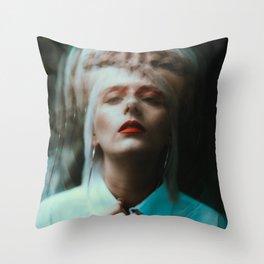 DELIRIUM Throw Pillow