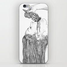 asc 669 - L'esagerata (My name is Excess) iPhone & iPod Skin