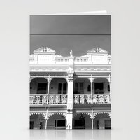 melbourne Stationery Cards featuring Melbourne by Hannah