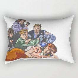 The Breakfast Club Rectangular Pillow