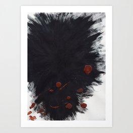 A Hanging Art Print