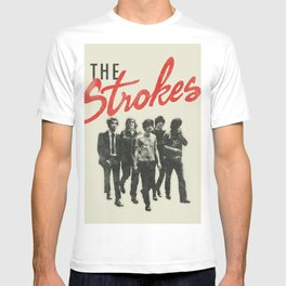 the strokes album 2020 nikn5 T-shirt