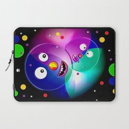Good mood, colored balls. Laptop Sleeve