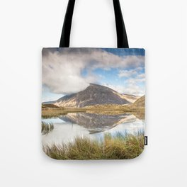Pen yr Ole Wen Reflections Tote Bag