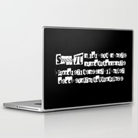 pi Laptop & iPad Skins featuring Sweet Pi by mailboxdisco