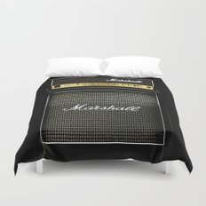 guitar electric amp amplifier iPhone 4 4s 5 5s 5c, ipod, ipad, tshirt, mugs and pillow case Duvet Cover