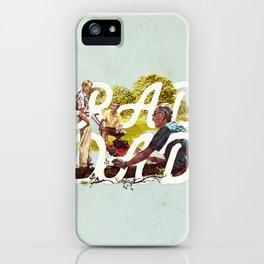 Rad Dad II iPhone Case