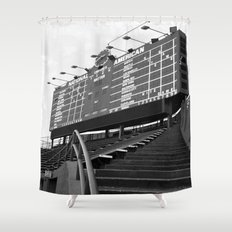 Wrigley Field Shower Curtain
