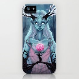 Spirit of the Withered iPhone Case