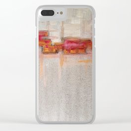 crooked sky Clear iPhone Case
