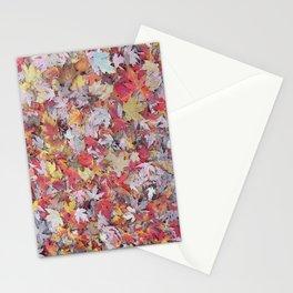 sugar maple sprinkles Stationery Cards