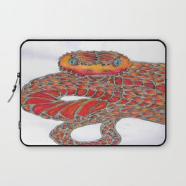 Red Snake Laptop Sleeve