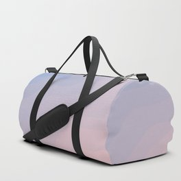 Rose quartz & Serenity Duffle Bag