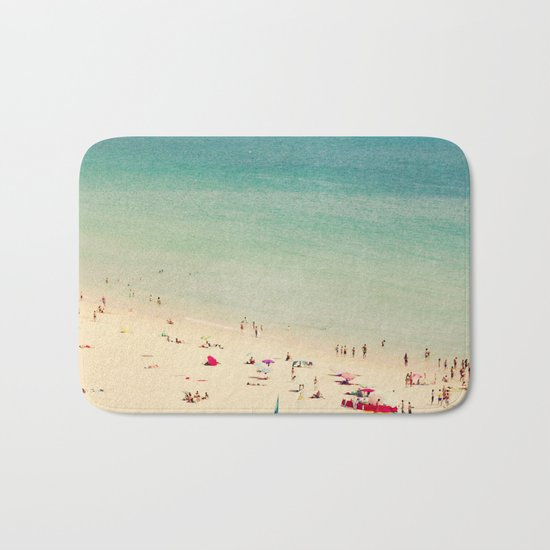 beach XIX Bath Mat
