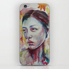 Liu's Sunrise iPhone & iPod Skin