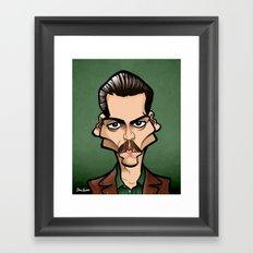 Donnie Framed Art Print