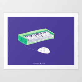 Hey Jude Art Print