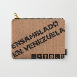 Ensamblado en Venezuela Carry-All Pouch