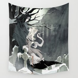 Scarko & Djavul Wall Tapestry