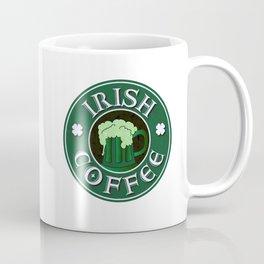 Irish Coffee Parody Coffee Mug