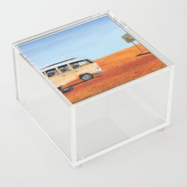 Going to the Beach Acrylic Box