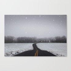 Morning Travels Canvas Print