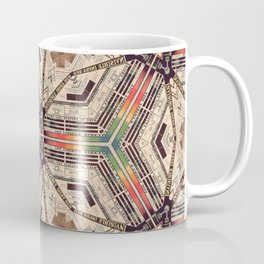 Electromagnetic radiation Coffee Mug