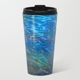 Globe17/For a round heart Travel Mug