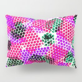 Colorful Fusion Pillow Sham