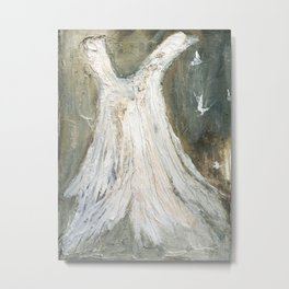 one dress Metal Print