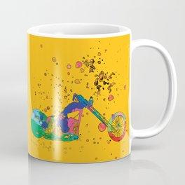 ap127-8 Motorcycle Coffee Mug