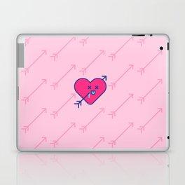 love arrows Laptop & iPad Skin