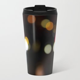 Blurry Lights WYR Travel Mug