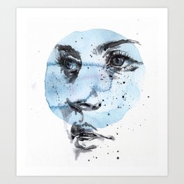 small piece 27 Art Print