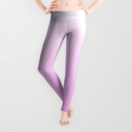 Marshmallow Pink Ombre Leggings