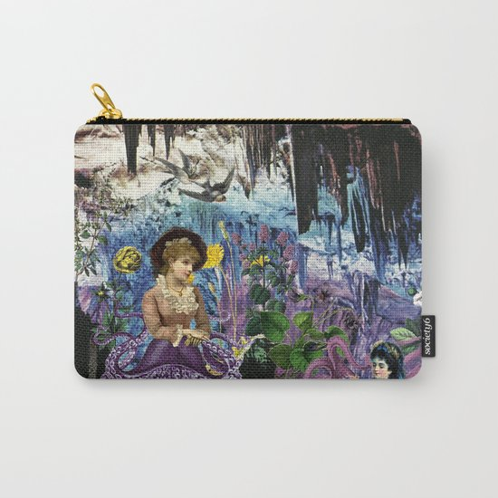 LIFE UNDERGROUND Carry-All Pouch