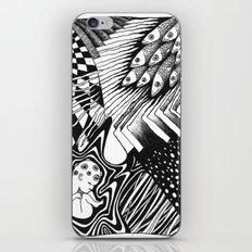 PSYKE2 iPhone & iPod Skin