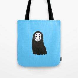 lil No Face / Spirited Away Tote Bag