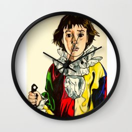 The Young Michael Myers - Halloween Wall Clock
